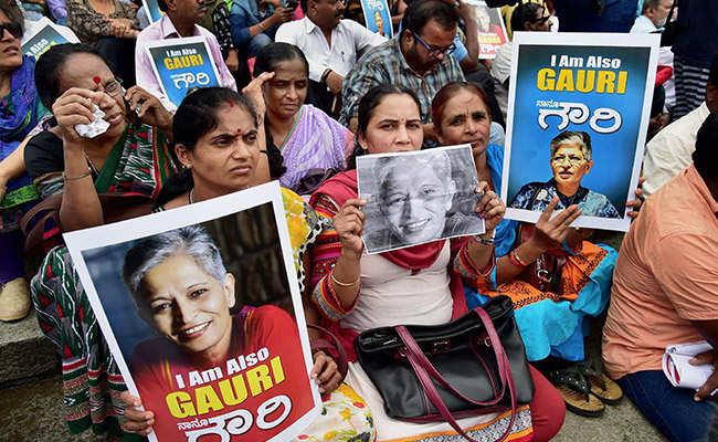 Gauri Murder journalist