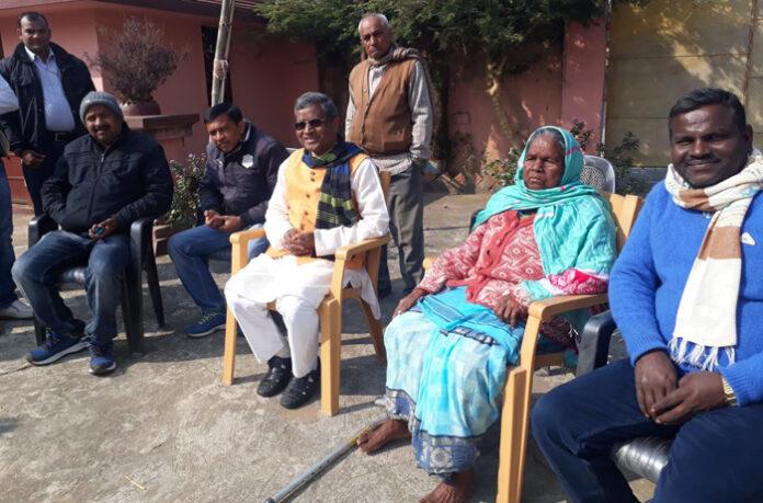 Babulal Marandi adani power plant godda jharkhand