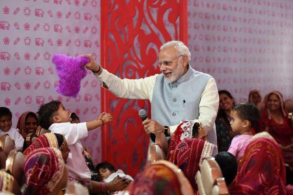 maternity doctor breastfeeding national nutrition mission Narendra Modi
