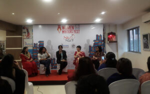 women writers fest kolkata authors