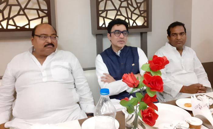 Dr Ajoy Kumar chowkidar chor hai jharkhand congress Rafale