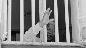Nelson Mandela lalu prasad yadav gopalganj to raisina