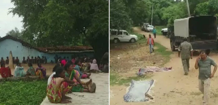 lynching witchcraft gumla jharkhand senior citizen