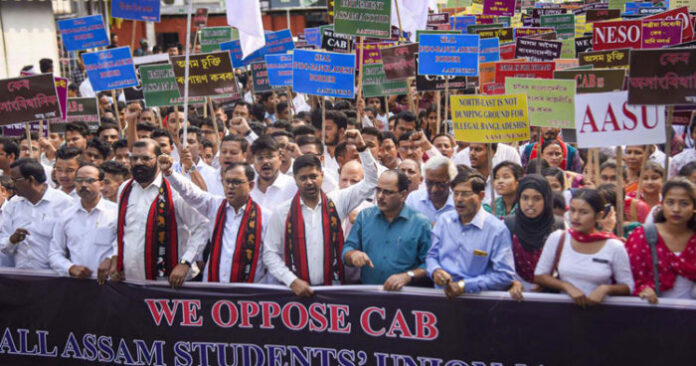 citizenship in north east nrc cab assam BJP Gorkha Nepalese Chakma