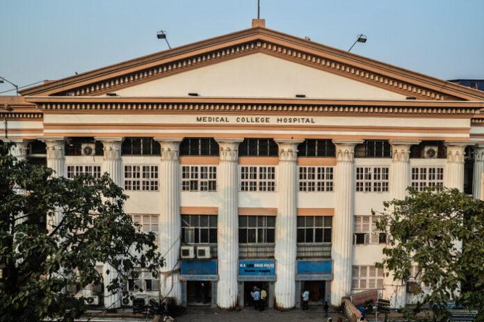 medical college interns covid-19 tests kolkata