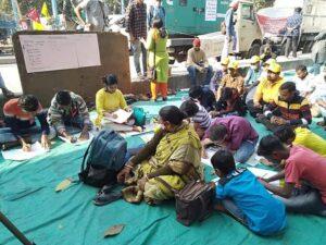 farmers protest bengal kolkata farm bill martyrs