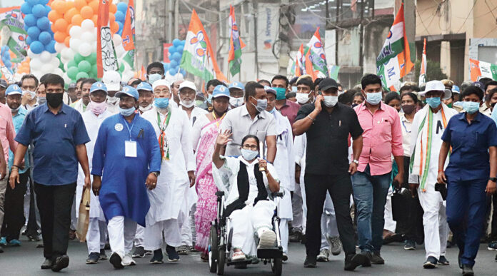sitalkunchi killings cooch behar bengal elections bjp amit shah dilip ghosh