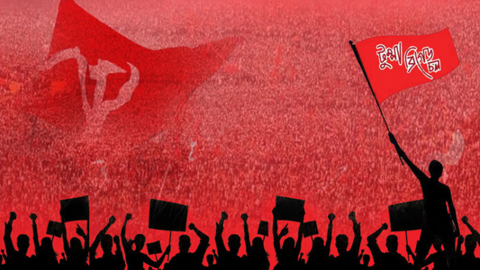 second wave of Covid-19 CPIM CPM TMC BJP BENGAL ELECTION ELECTION COMMISSION big rallies