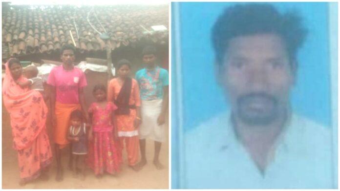 custodial death garwah jharkhand police tribal