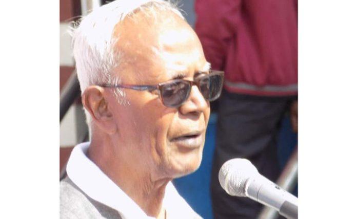 Father Stan Swamy bhima koregaon covid human rights activist