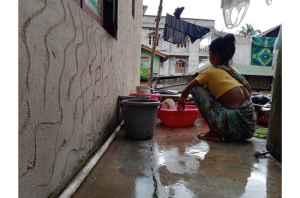 assam climate change tea garden workers trafficking