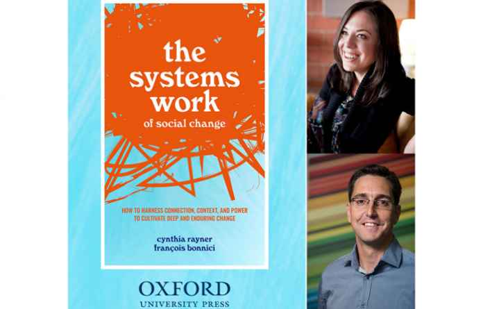 the systems work of social change book review Cynthia RaynerandFrançois Bonnici