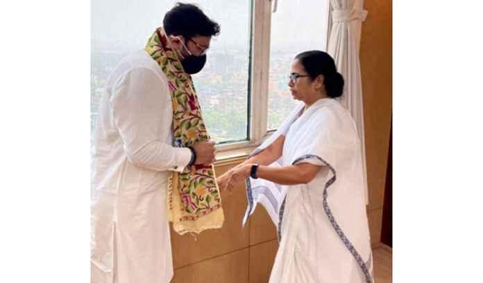 babul supriyo mamata banerjee bengal minister TMC